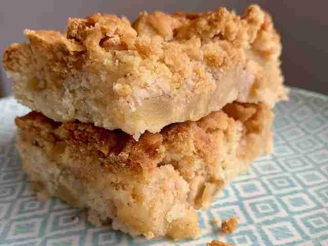 Apple pie crumble recipe