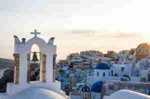 Santorini Greek Island Greece