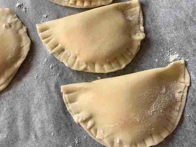Greek cheese pies