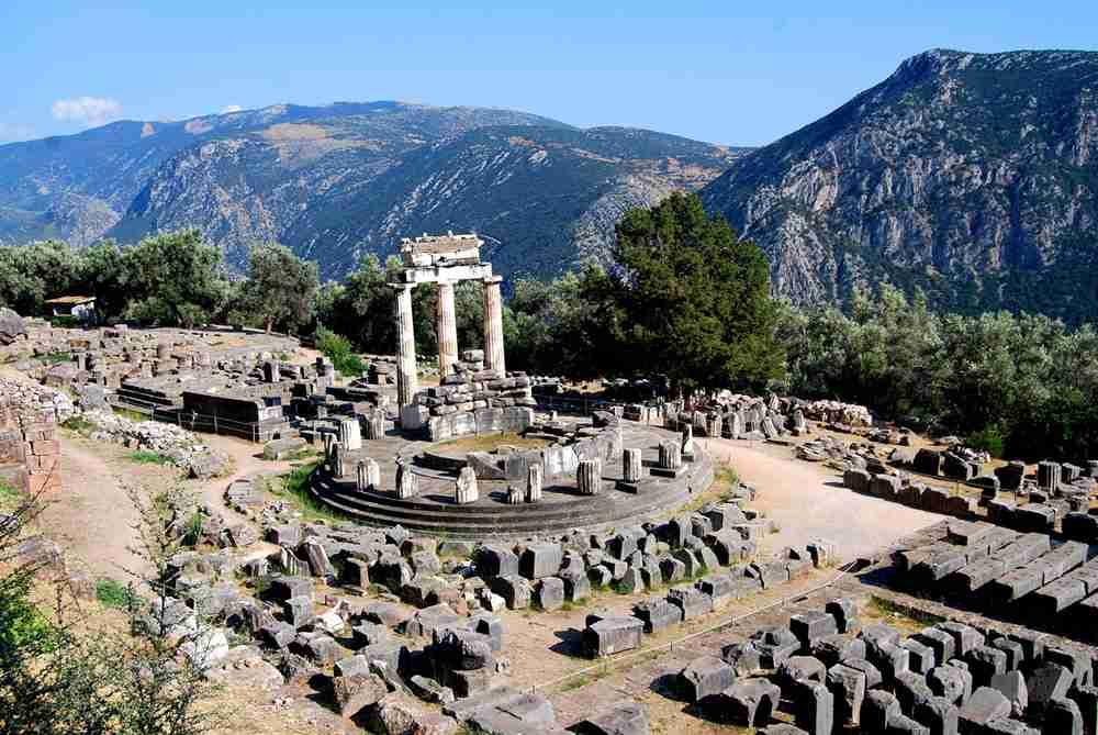 Delphi Tours