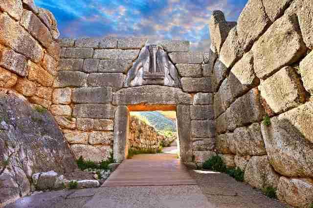 Mycenae Tours