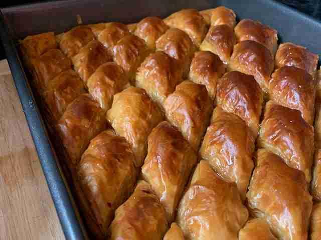 Greek Baklava Recipe