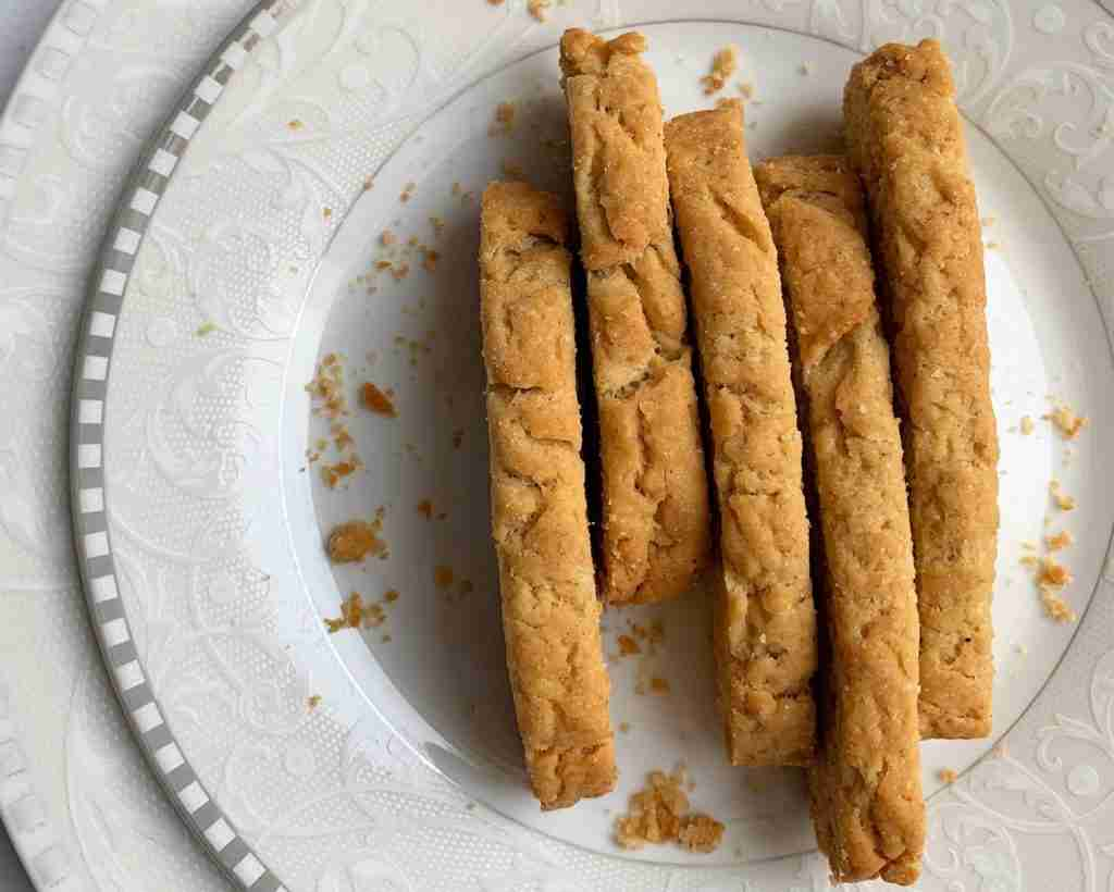 Greek biscuit recipe
