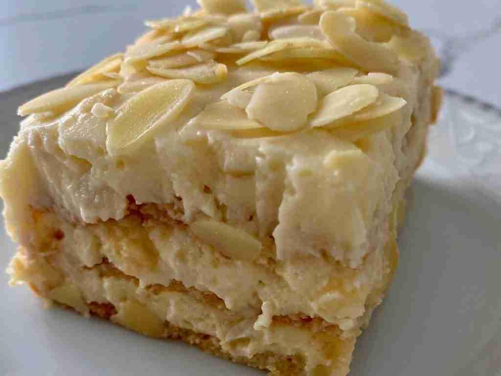 Greek almond cake recipe