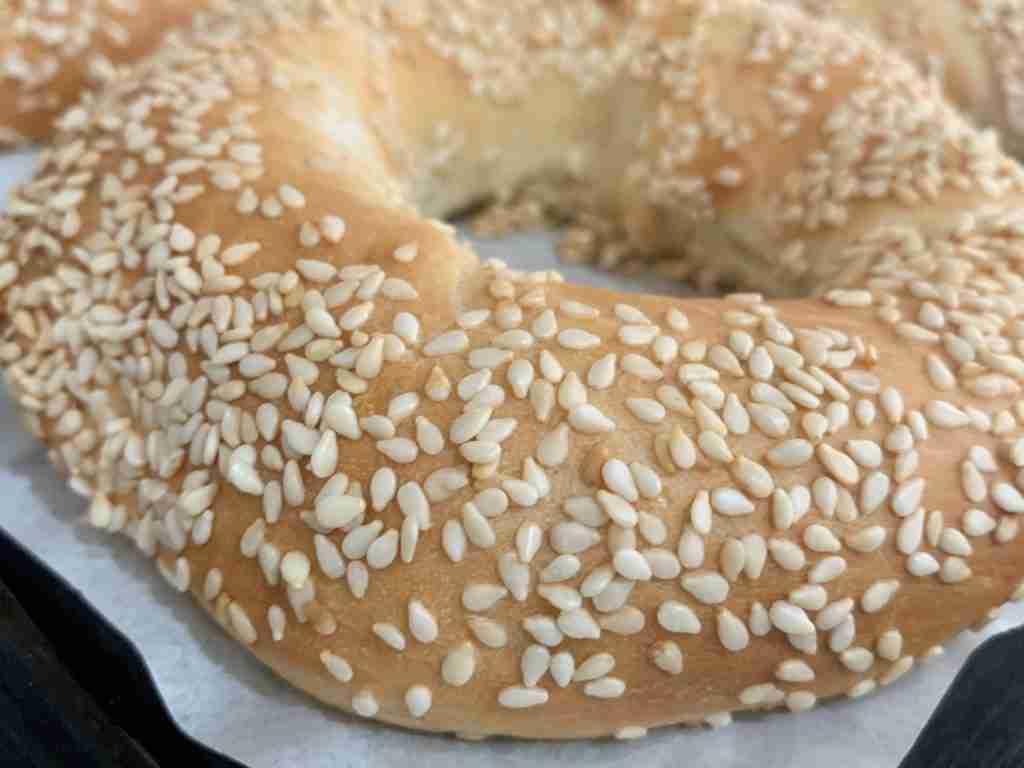 Koulouri bread