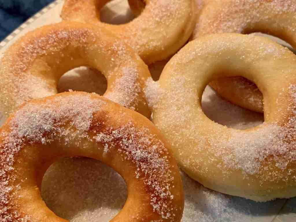 Greek Doughnuts Recipe