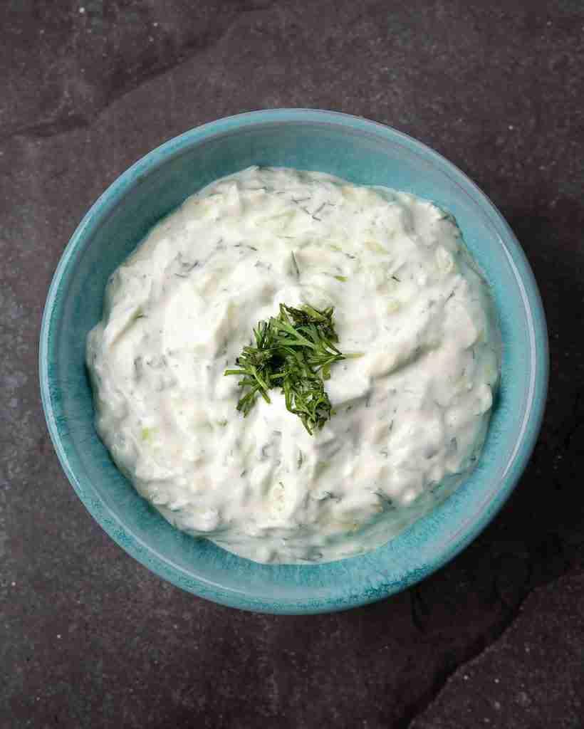 Tzatziki Greek Yoghurt Dip